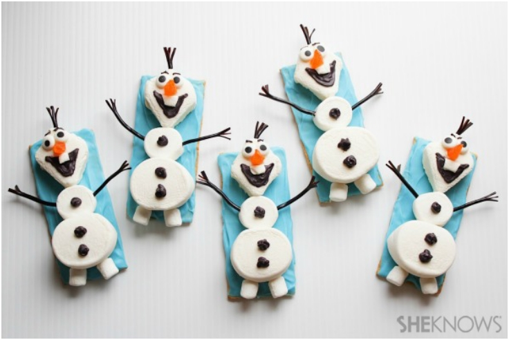 Top 10 Fun Christmas Treats For Kids | Top Inspired