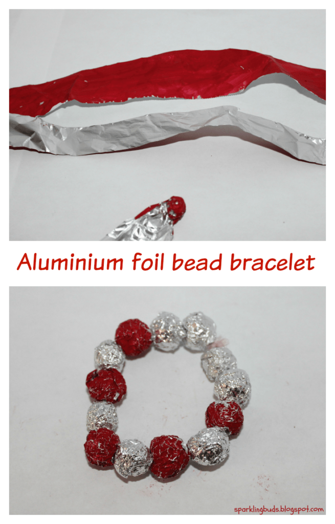 Aluminium-foil-bead-bracelet-655x1024