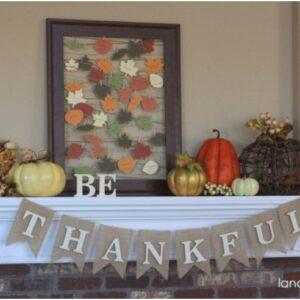 Top 10 DIY Thanksgiving Gratitude Crafts | Top Inspired