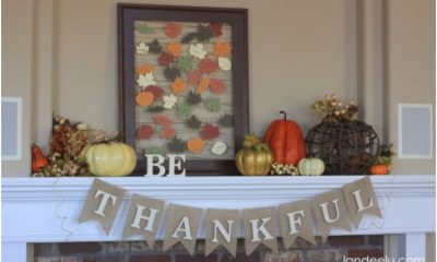 Top 10 DIY Thanksgiving Gratitude Crafts | Top Inspired