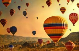 TOP 10 Hot-Air Balloon Festivals in the World | Top Inspired
