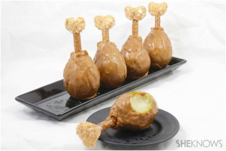 Top 10 Healthy Thanksgiving Apple Turkey Snacks