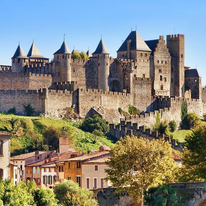 Carcassonne-France-