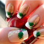 Christmas-French-Manicure-150x150