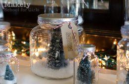 Top 10 DIY Christmas Snow Globes | Top Inspired