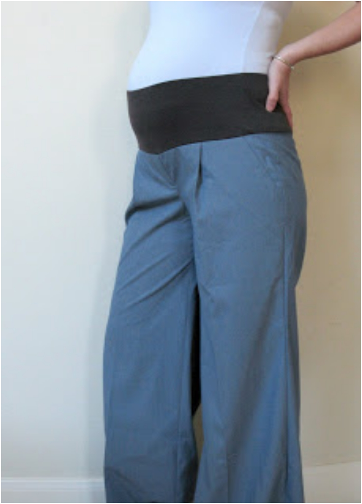 Converted-Maternity-Pants-Tutorial