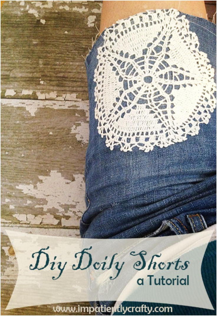 Cutoff-Jeans-with-Doily