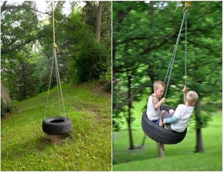 DIY-Make-Swing-by-Old-Tire