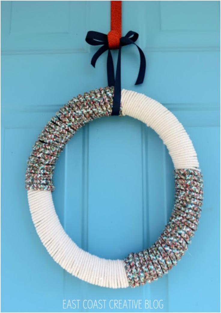 DIY-Nautical-Rope-Wreath