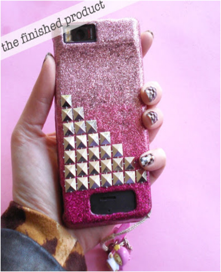 Top 10 diy trendy iphone cases top inspired for Diy mobile phone case