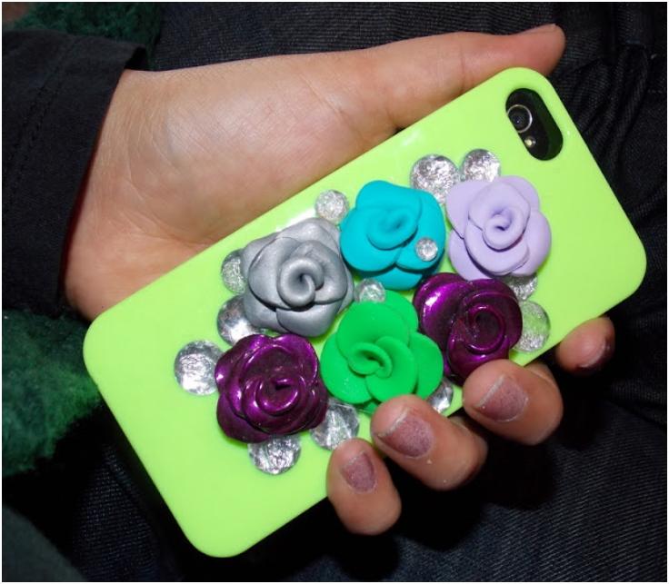 DIY-Roses-Phone-Case