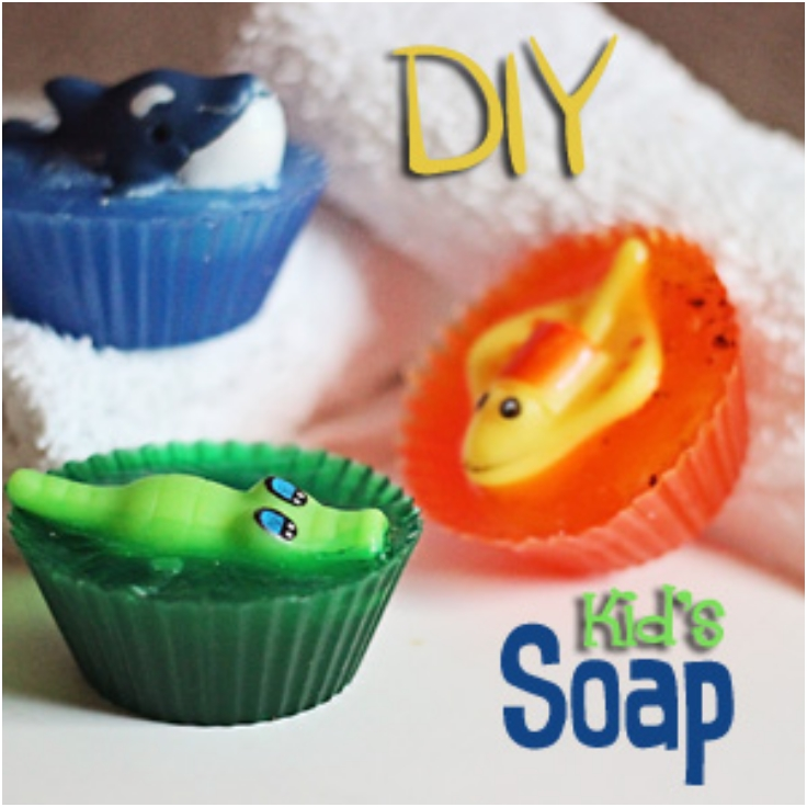 Top 10 Fun Diy Soaps For Kids Top Inspired