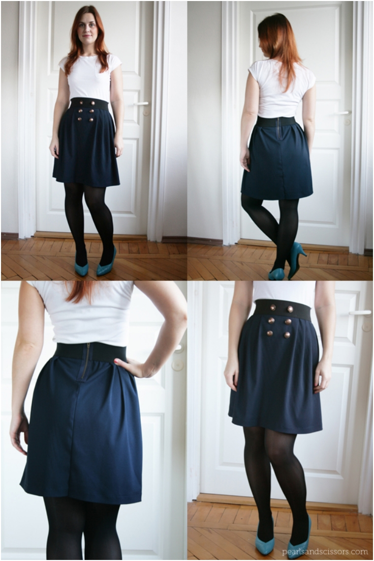 Top 10 DIY Skirts For Colder Weather - Top Inspired
