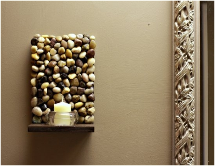 Top 10 DIY Home Decorations With Stones