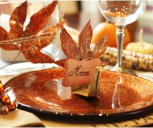 Top 10 Fun And Fancy Thanksgiving Place Cards