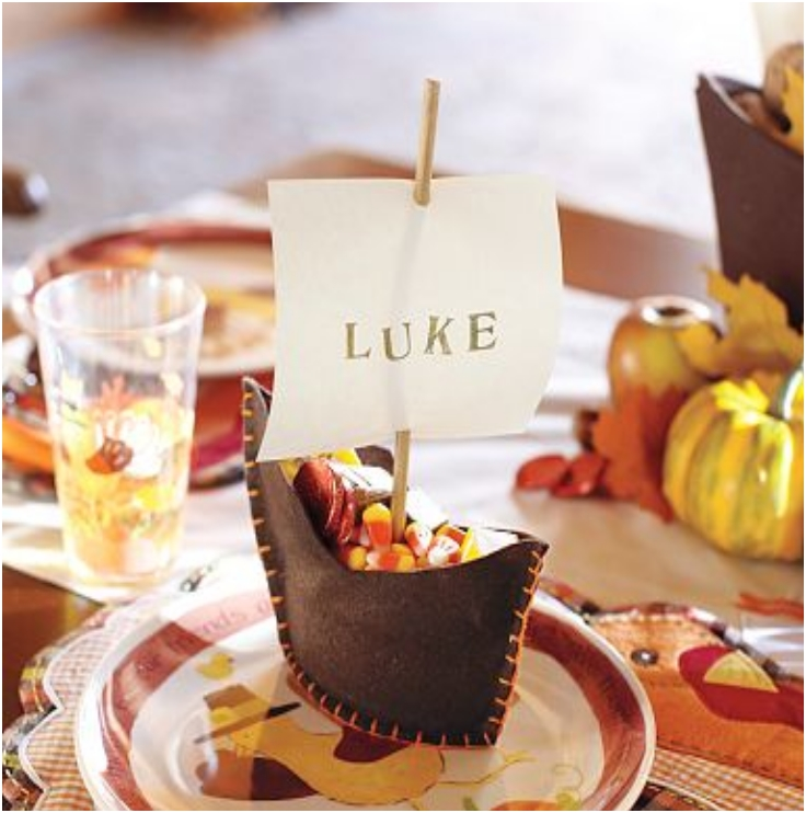 Top 10 Fun And Fancy Thanksgiving Place Cards Top Inspired