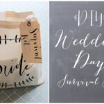 Top 10 DIY Wedding Day Emergency Kits | Top Inspired