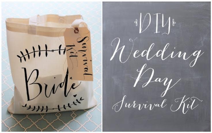 DIY-Wedding-Day-Survival-Kit
