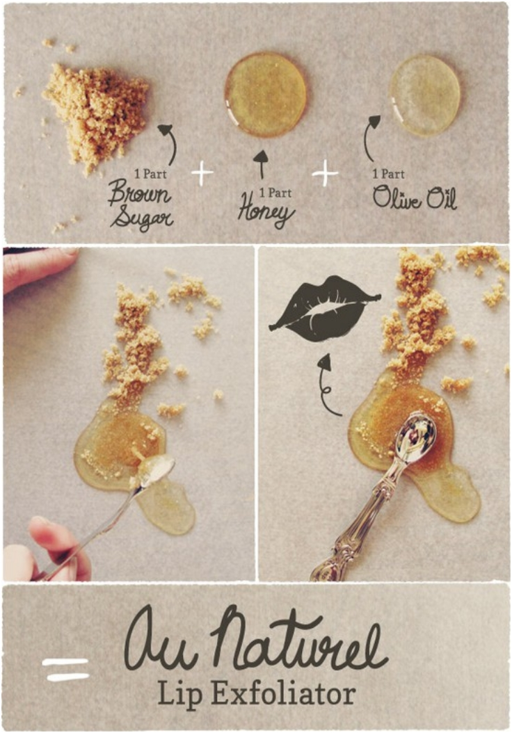 Top 10 DIY Cosmetics For Dry Winter Skin