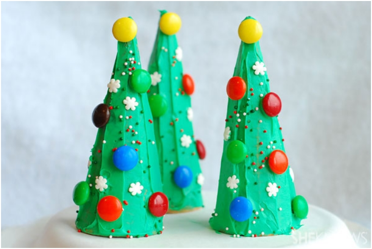 top 10 fun christmas treats for kids top inspired ForEdible Christmas Crafts For Kids