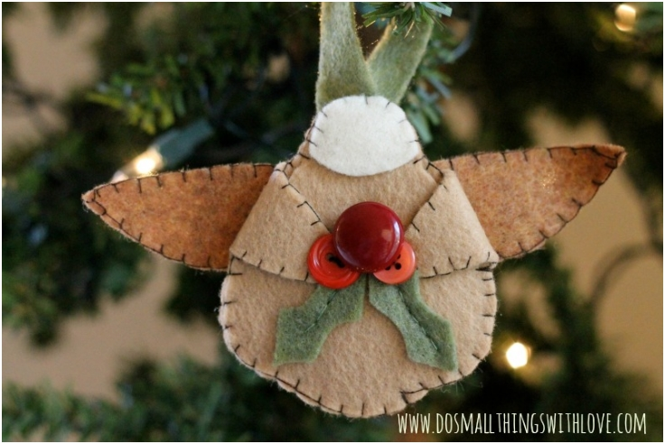 Felt-Angel-Ornament