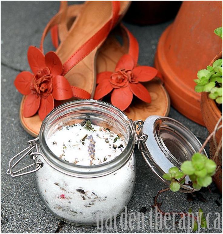 Gardeners-Herbal-Foot-Soak-Recipe