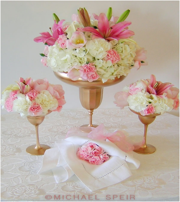 Gold-Daiquiri-Vase-Centerpiece-Instructions