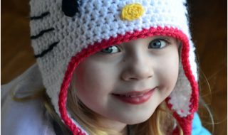 Top 10 Adorable DIY Crochet Kids' Hats | Top Inspired