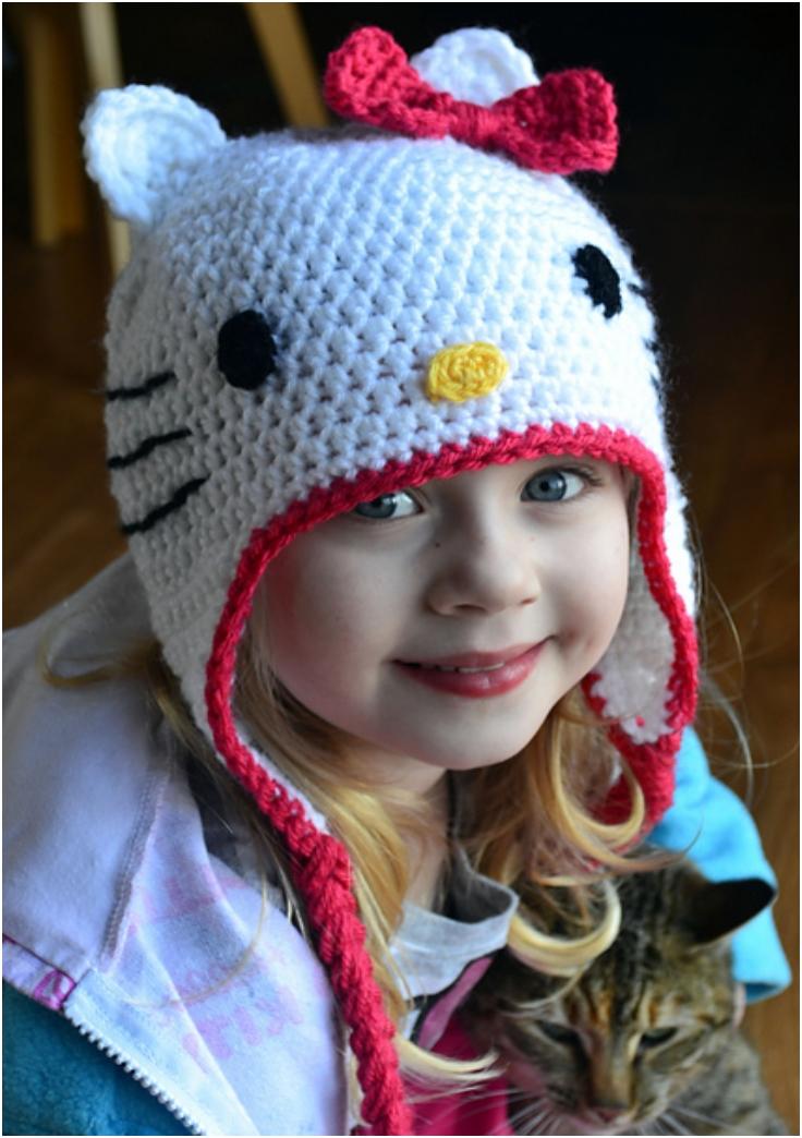 Hello-Kitty-Hat-Pattern