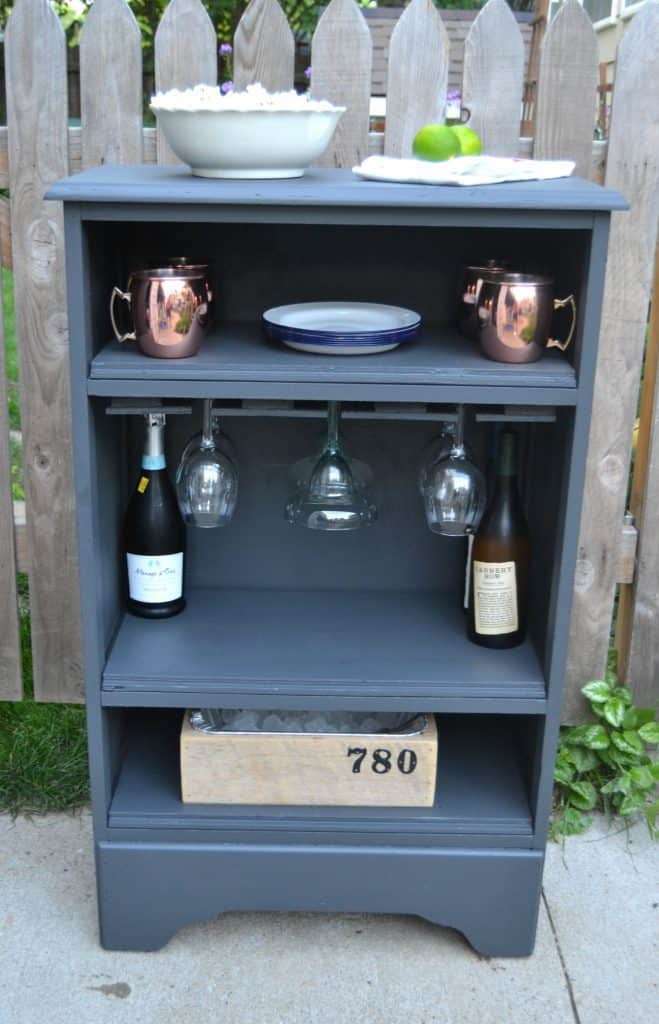 How-To-Build-A-Bar-Out-Of-A-Dresser-Simply-1