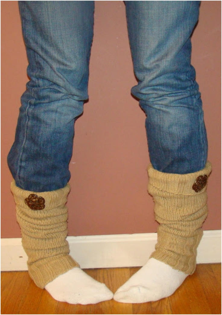 How-to-Make-Leg-Warmers-From-an-Old-Sweater