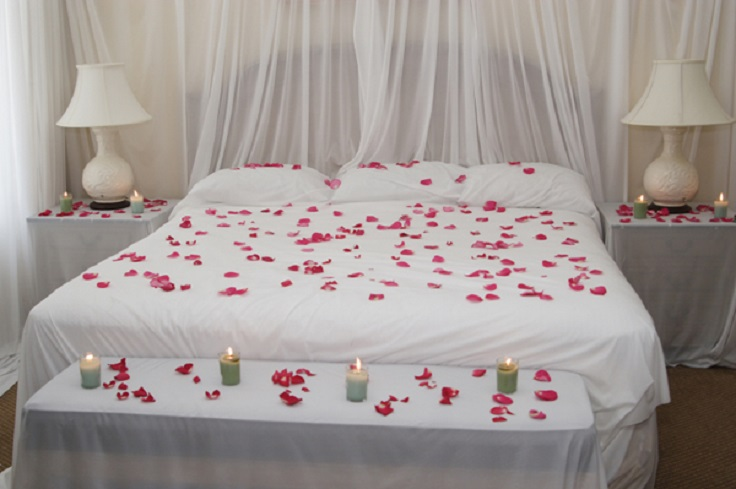 Romantic Room Ideas Part - 44: Top 10 Romantic Bedroom Ideas For Anniversary Celebration