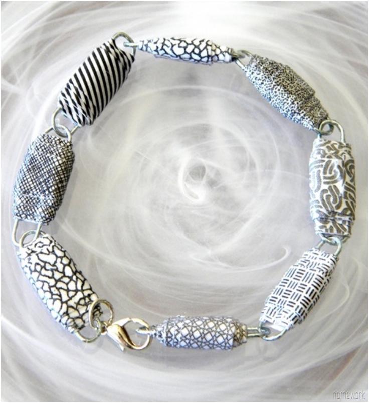 Inkling-paper-clip-junk-mail-bracelet