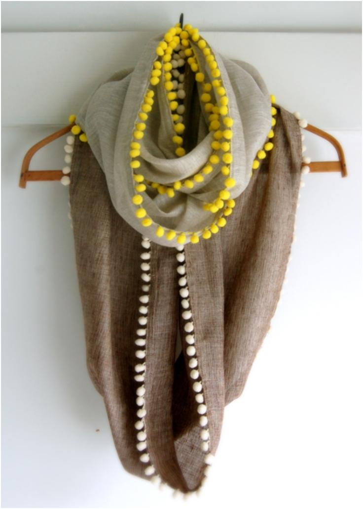 Top 10 Diy Sewed Cowl Scarves Top Inspired