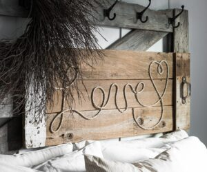 Top 10 DIY Rustic Home Decorations With Ropes