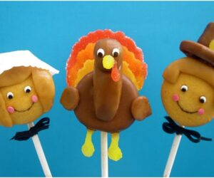 Top 10 Fun Thanksgiving Pops For The Kids