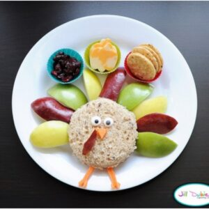 Top 10 Healthy Thanksgiving Apple Turkey Snacks | Top Inspired