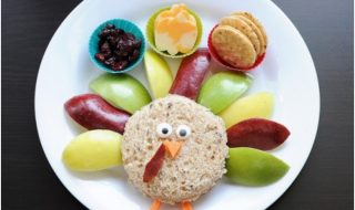 Top 10 Healthy Thanksgiving Apple Turkey Snacks | Top Inspired