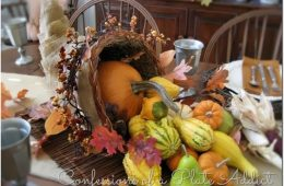 Top 10 DIY Cornucopia Centerpieces For Thanskgiving | Top Inspired