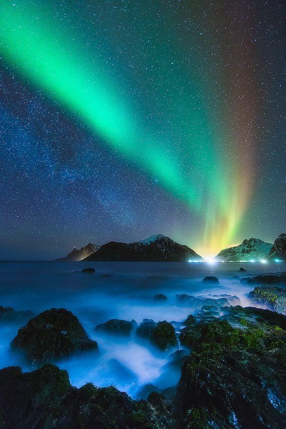 Norway-Aurora-Northen-Lights-