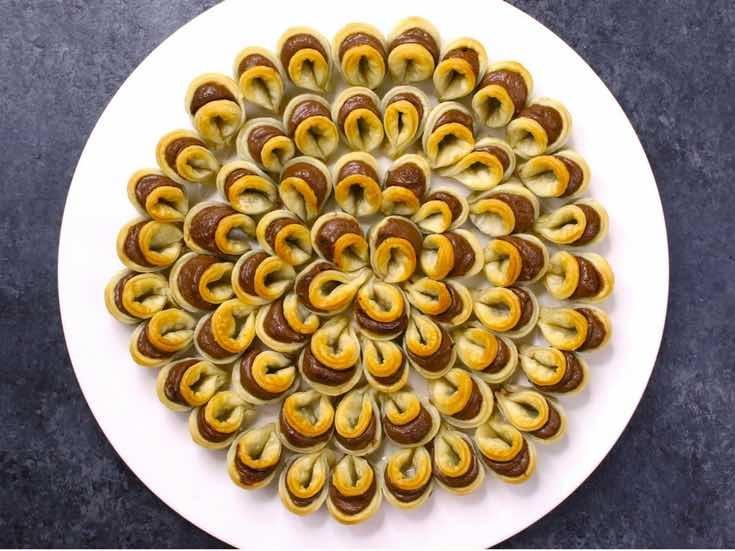 Nutella-Pie