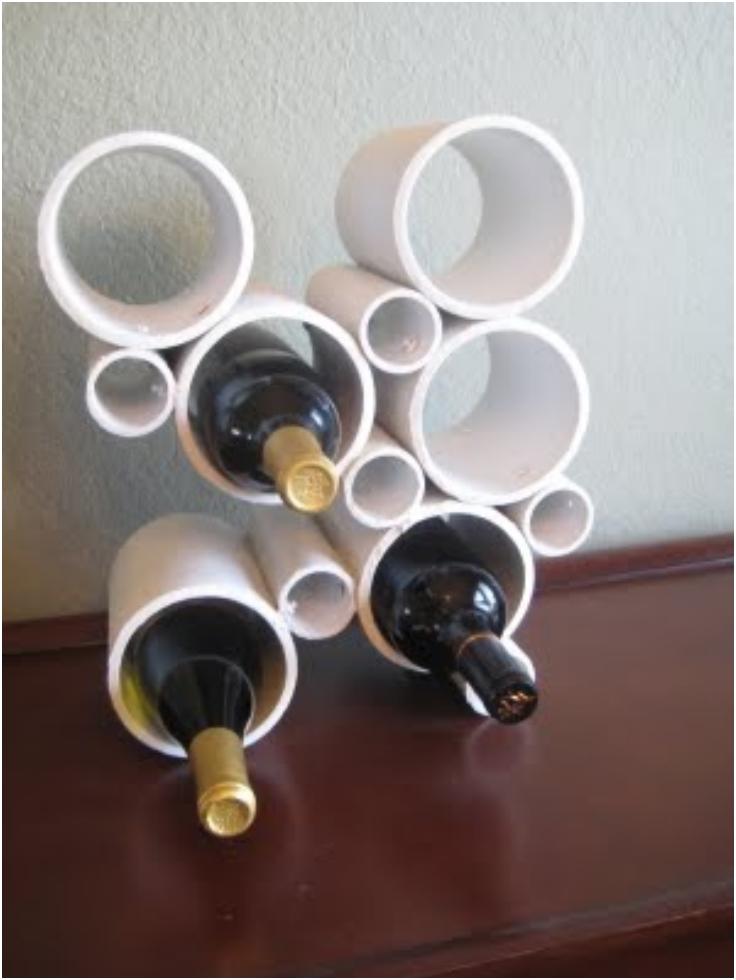 Top 10 Elegant DIY Wine Racks