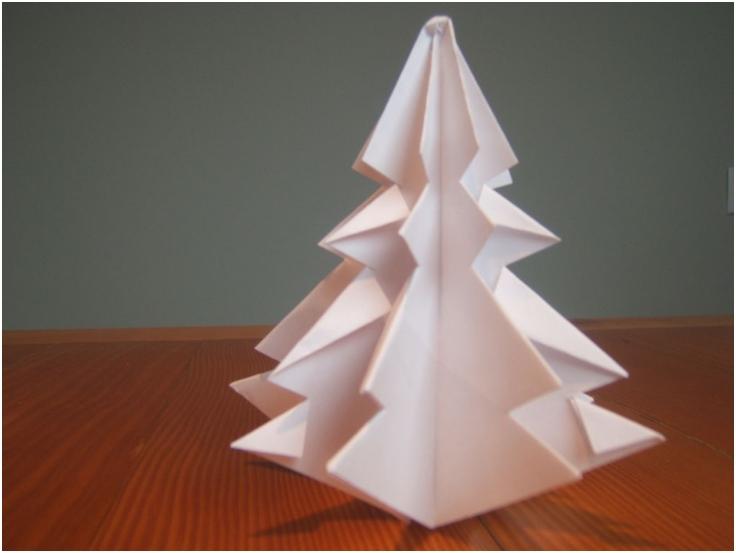 PaperCraft-Christmas-Tree