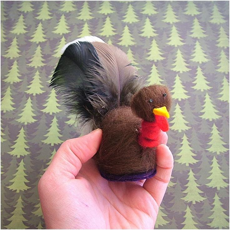 Top 10 DIY Tiny Thanksgiving Turkey Toys For Kids