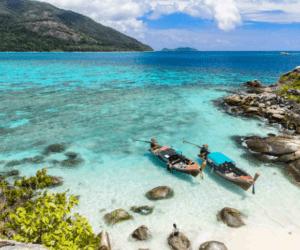 Top 10 Thailand's Island Escapes