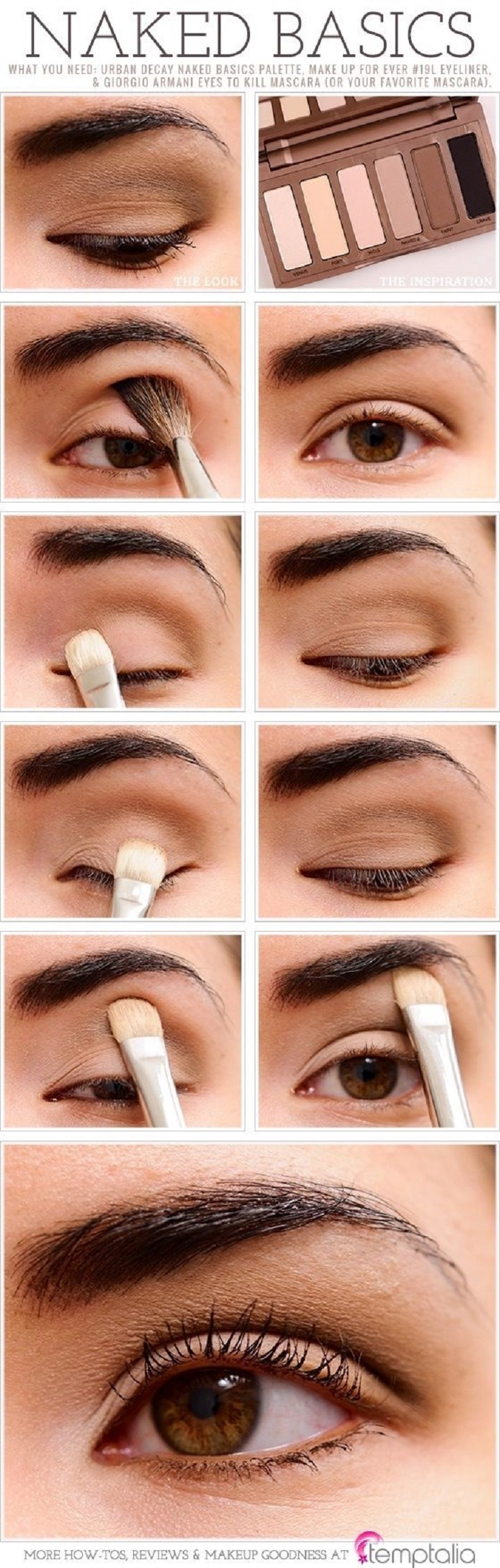 Tutorials makeup natural and Natural Soft to Makeup Look 5  how and Ideas