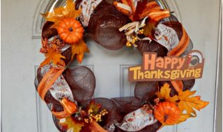 Top 10 DIY Thanksgiving Wreaths | Top Inspired
