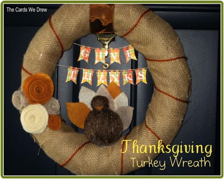 Thanksgiving-Turkey-Wreath