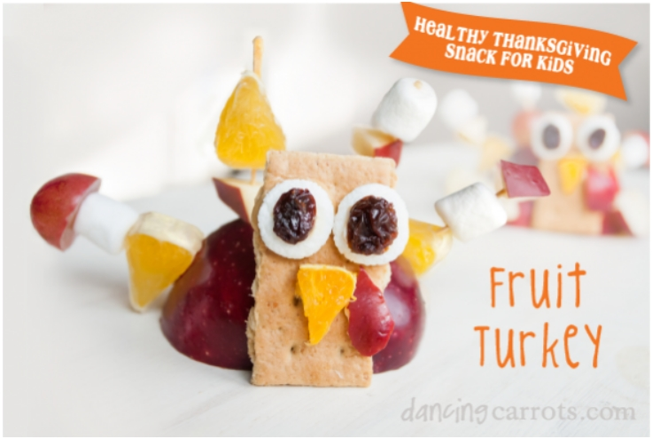 Thanksgiving-healthy-snack-for-Kids