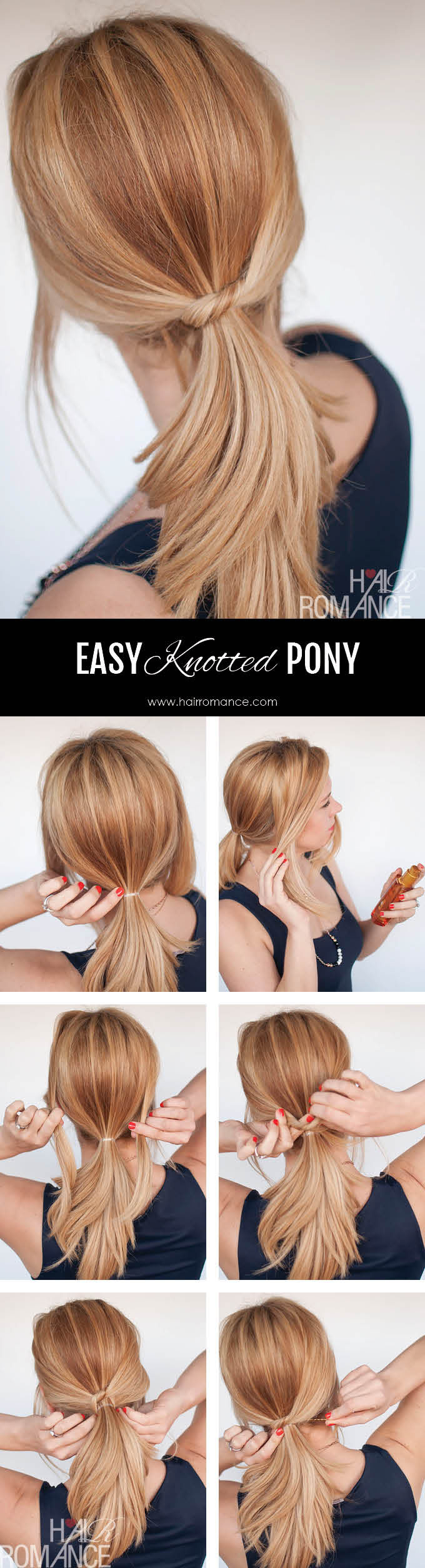 The-easy-knotted-ponytail-tutorial